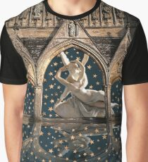 Eros and Psyche Graphic T-Shirt