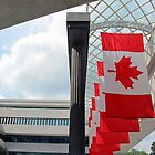 Canada Day At The Canadian Embassy by Cora Wandel