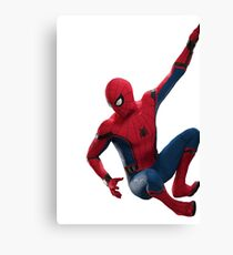 Peter Parker Canvas Print