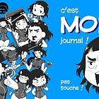 « 8-OPTIONS.COM - FR - MON JOURNAL A5 - BLEU - 10 $ pour auteurs » par 8options