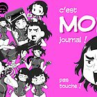 « 8-OPTIONS.COM - FR - MON JOURNAL A5 - ROSE - 10 $ pour auteurs » par 8options