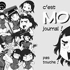 « 8-OPTIONS.COM - FR - MON JOURNAL A5 - GRIS CLAIR - 10 $ pour auteurs » par 8options