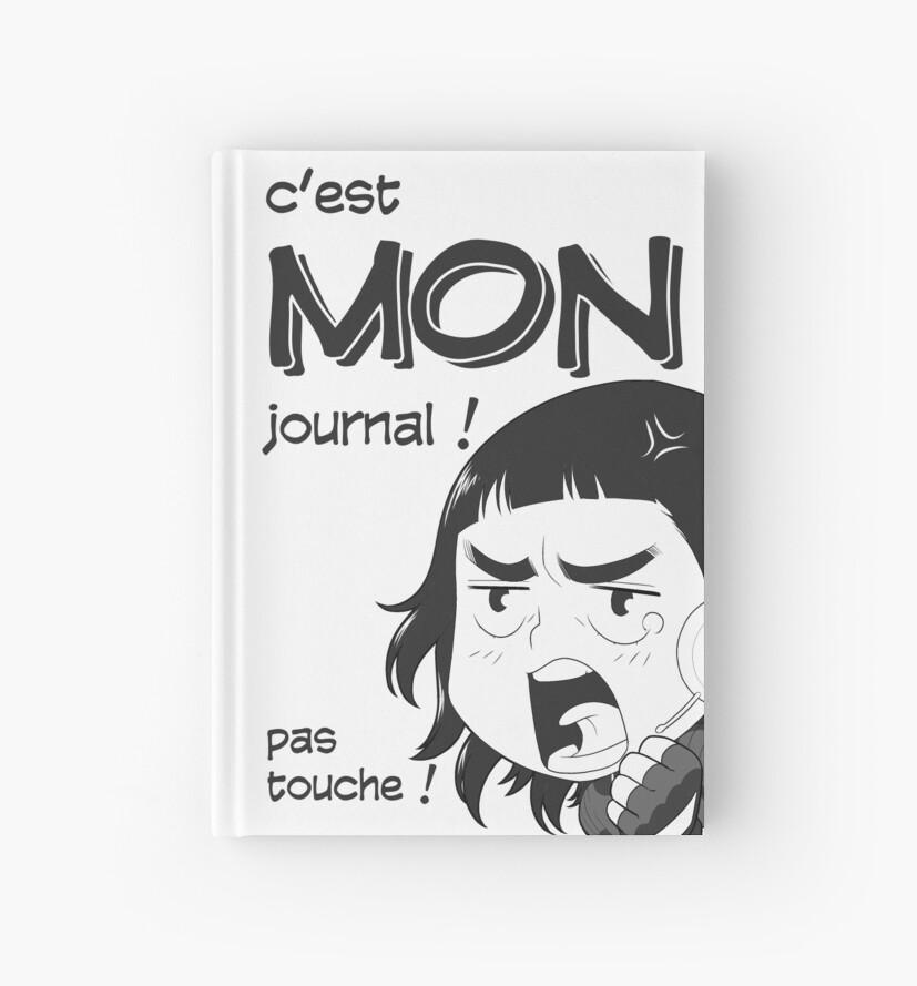 « 8-OPTIONS.COM - FR - MON JOURNAL A5 - BLANC - 10 $ pour auteurs » par 8options