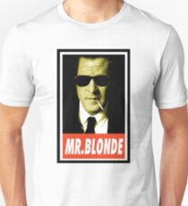 -RESERVOIR DOGS- Mr. Blonde Unisex T-Shirt