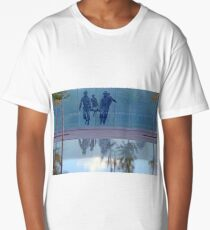In War There Are No Unwounded Soldiers Long T-Shirt