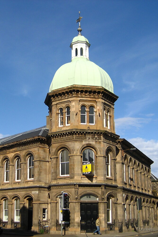 Leith Corn Exchange: To Let by Yonmei