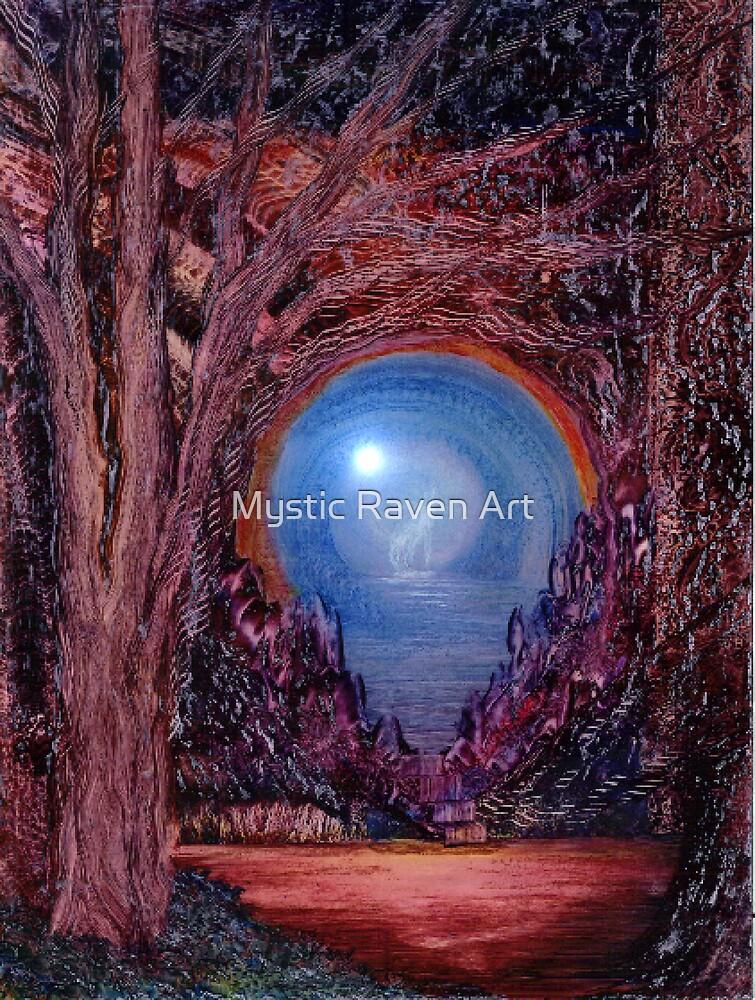 Escape by Mystic Raven Art