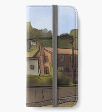 Pittsburgh Houses  iPhone Wallet/Case/Skin