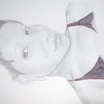 Gab Portrait by Alyss