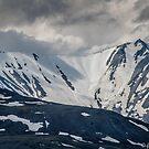 Snowy Peaks by John  Kapusta