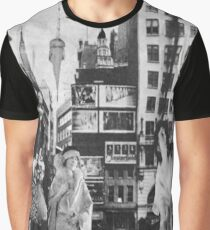 Gilded Age New York Graphic T-Shirt