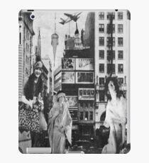 Gilded Age New York iPad Case/Skin