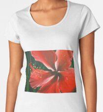 Red  Women's Premium T-Shirt
