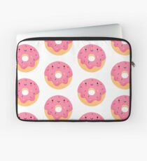 Happy donut Laptop Sleeve
