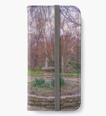 Fitzoy Gardens Tasmania Australia iPhone Wallet/Case/Skin