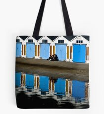 Boatsheds Tote Bag