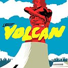 Le Volcan by butcherbilly