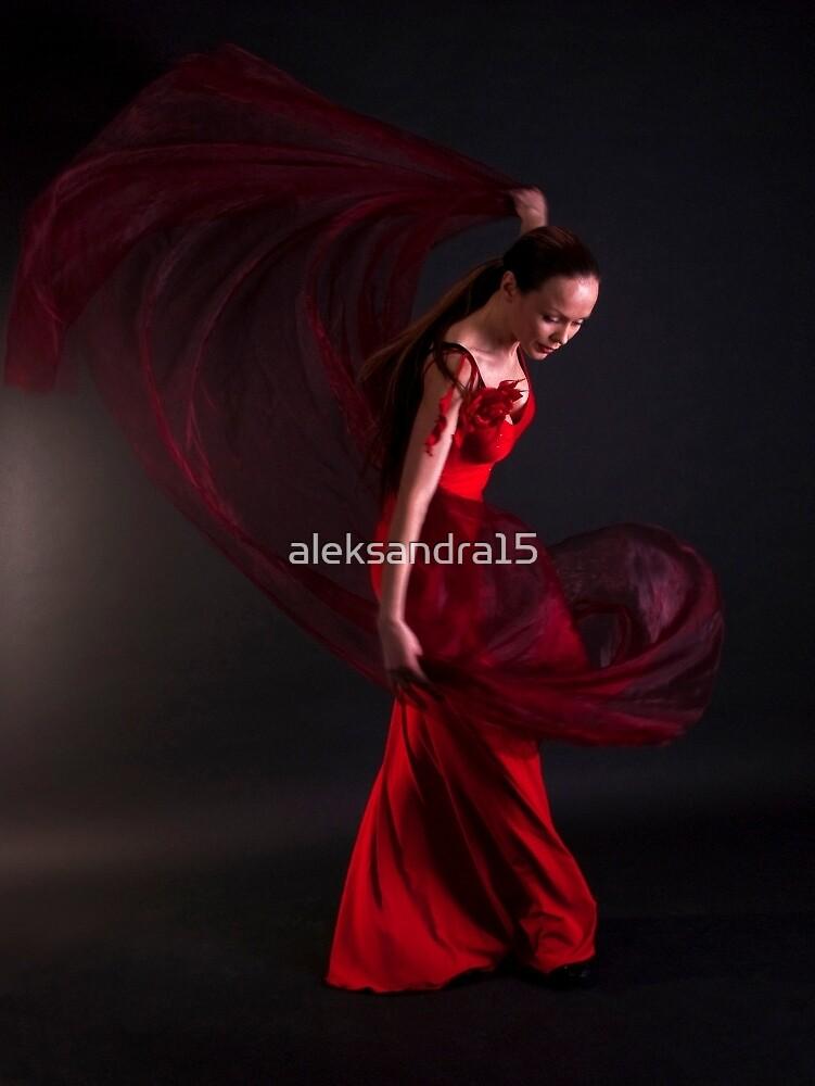 Sensuality by aleksandra15