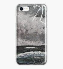 Concrete storm iPhone Case/Skin