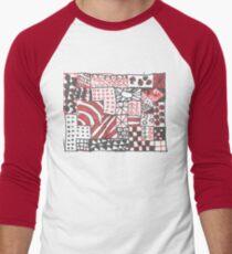 Red and Black Blocks T-Shirt
