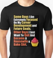 Career Mom's Quote T-Shirt