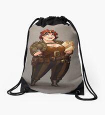 Lady Calpurnia Oxboxer Drawstring Bag