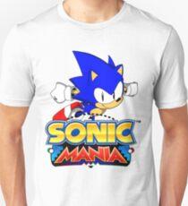 Classic Toei Sonic Mania T-Shirt
