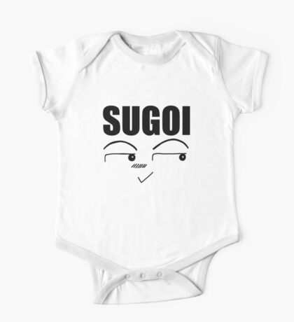 Sugoi-Tshirt (Great) Kids Clothes