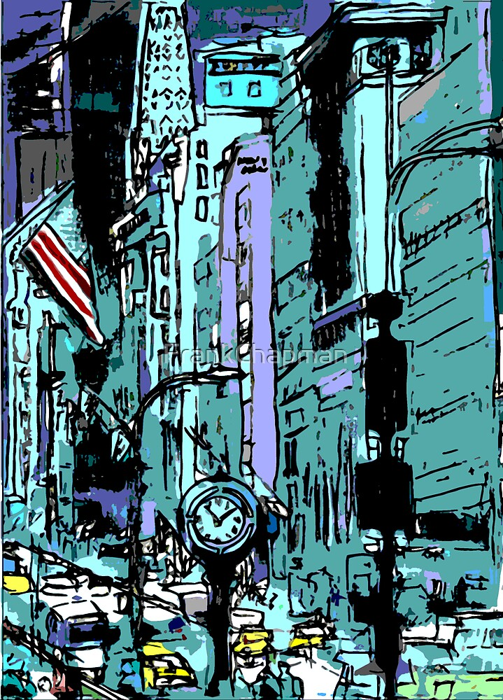 West 44th  by FrankChapman