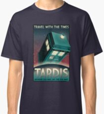 Now Boarding: TARDIS Classic T-Shirt