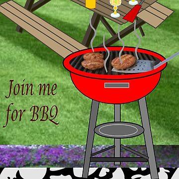 Invitation to a BBQ Party (1513  Views) by aldona