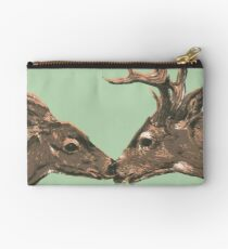 I Miss You Deerly Studio Pouch