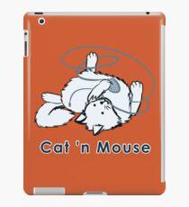 Cat 'n Mouse iPad Case/Skin