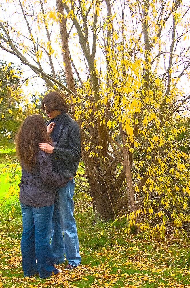 Autumn Love by Sadandal