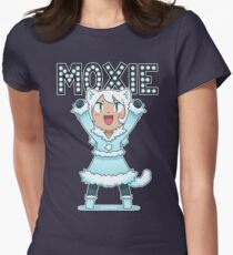 MOXIE Womens Fitted T-Shirt