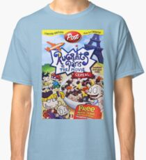 Rugrats in Paris the movie cereal Classic T-Shirt