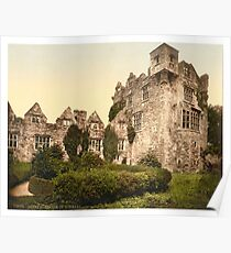 Vintage Photo-Print of Donegal Castle (1900) Poster