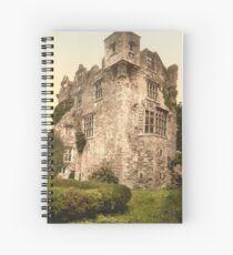 Vintage Photo-Print of Donegal Castle (1900) Spiral Notebook