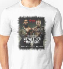 Conor McGregor vs. Floyd Mayweather T-Shirt