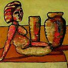 lady  by Marco Britti