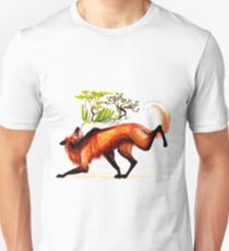 The Maned Wolf Unisex T-Shirt