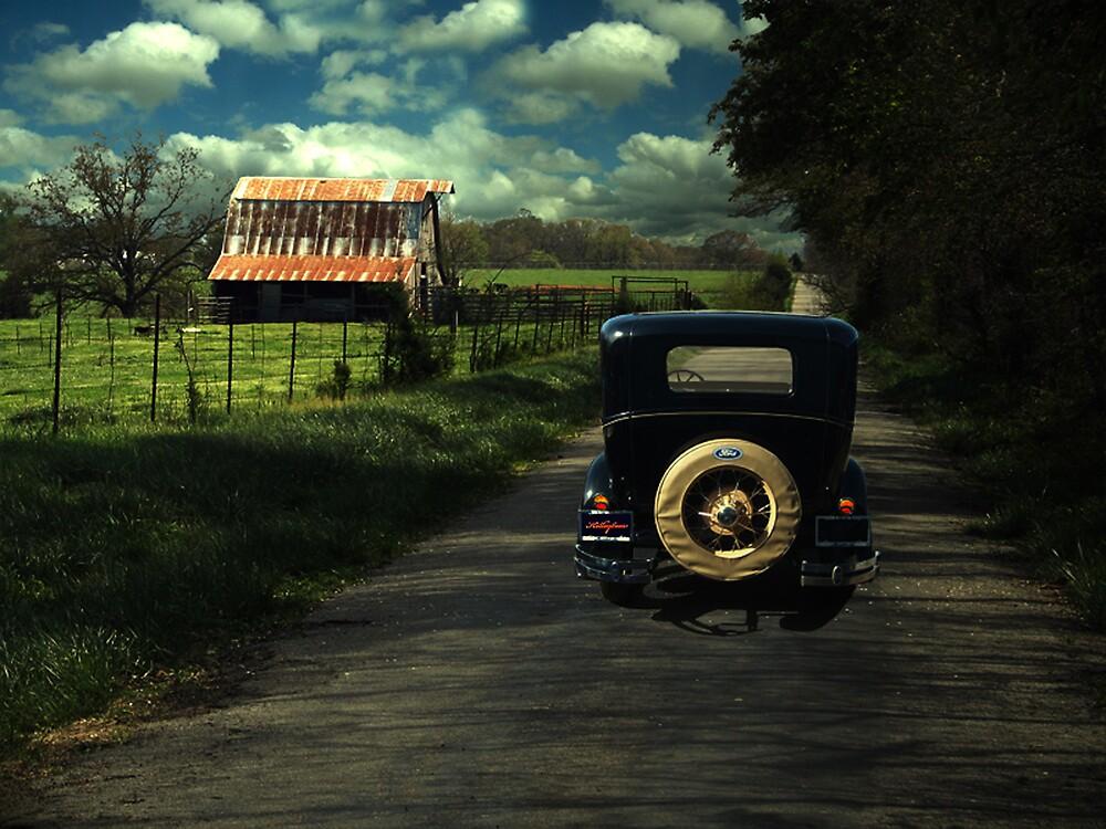 Country Roads  by kelleybear
