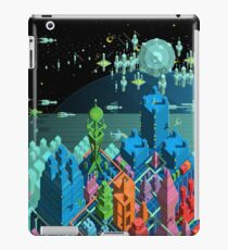 Pulse City iPad Case/Skin