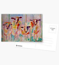 Gossip Girls Postcards