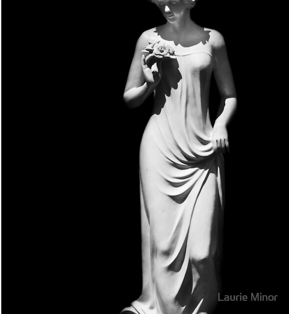Sculpture by Laurie Minor