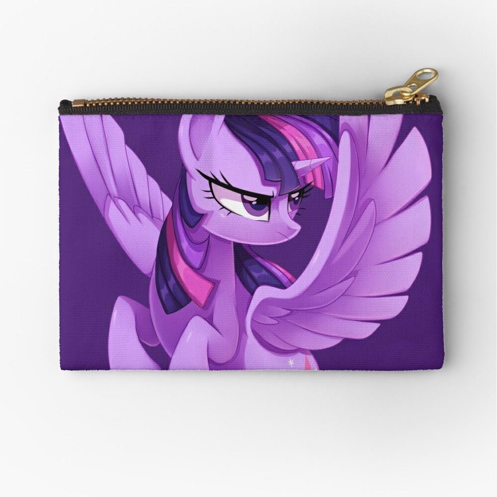 Twilight Sparkle Zipper Pouch
