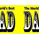 The World's Best Dad by Nigel Sutherland