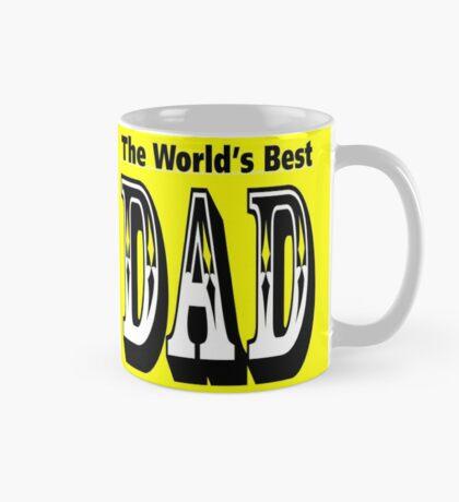 The World's Best Dad Mug
