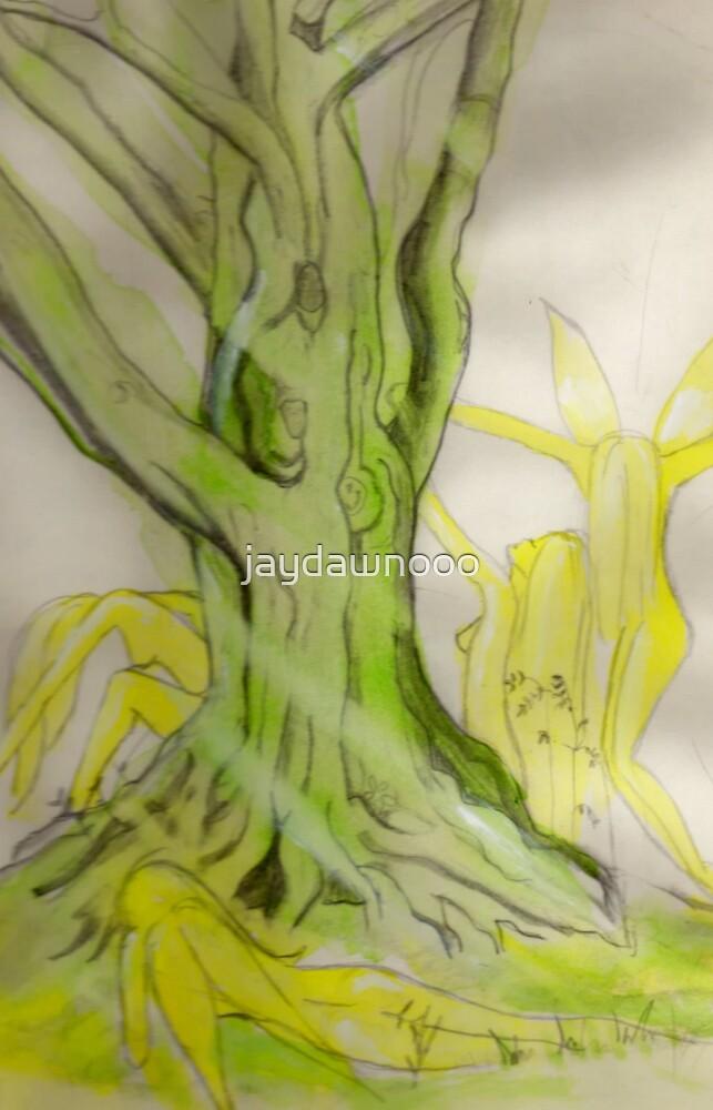 sensuality of trees by jaydawnooo