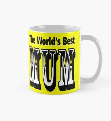 The World's Best Mum Mug
